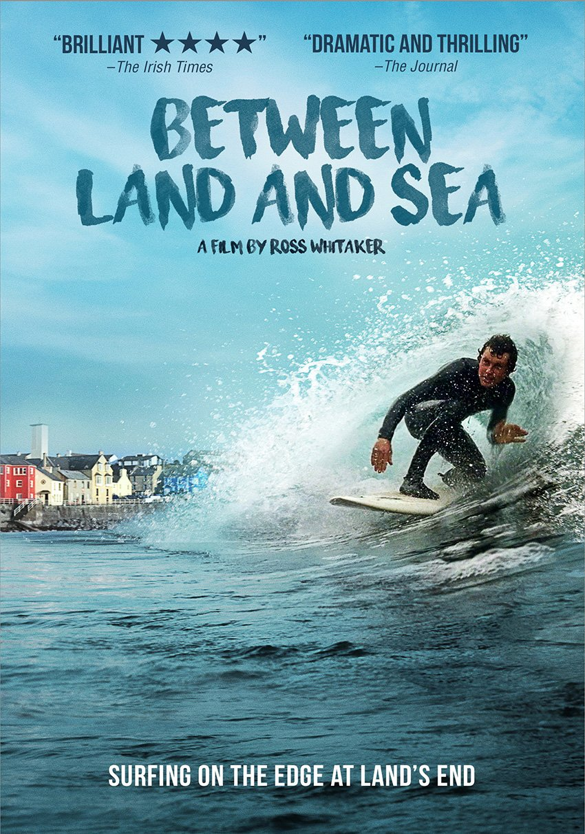 DVD : Between Land & Sea (DVD)