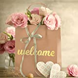 Welcome Bags for Wedding Guests - High Quality