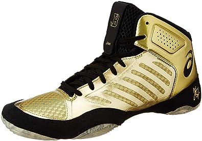 ASICS Ringerschuhe Wrestling JB Elite III M: Amazon.de: Schuhe ...