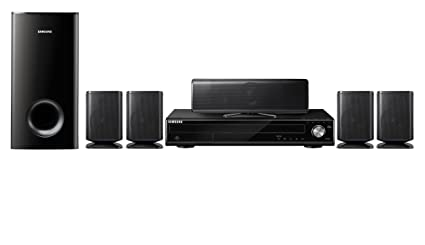Samsung HT-Z310T 5.1-Channel Home Theater Surround Sound System (Set of Seven