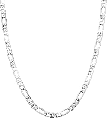 Honolulu Jewelry Company Sterling Silver 3.5mm 5.5mm Rope Chain Necklace or Bracelet 7.5-28