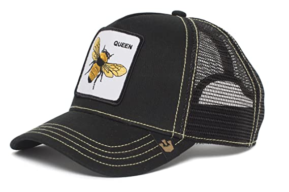 Goorin Bros. Men s Queen Bee Animal Farm Trucker Cap 4ebb1b28b5f