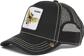 3a668dc6025 Goorin Bros. Men s Queen Bee Animal Farm Trucker Cap