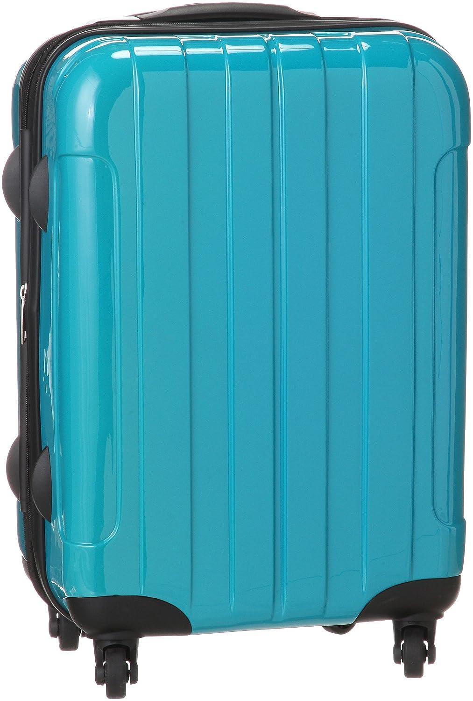 [シフレ] ハードジッパースーツケース 拡張式 保証付 57L 60cm 3.9kg B5853T-60 B004124824 DBCS(H27) DBCS(H27)