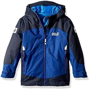 best cheap 2e9bb 03f55 Jack Wolfskin Damen B Akka 3-in-1 Jacket Jacke