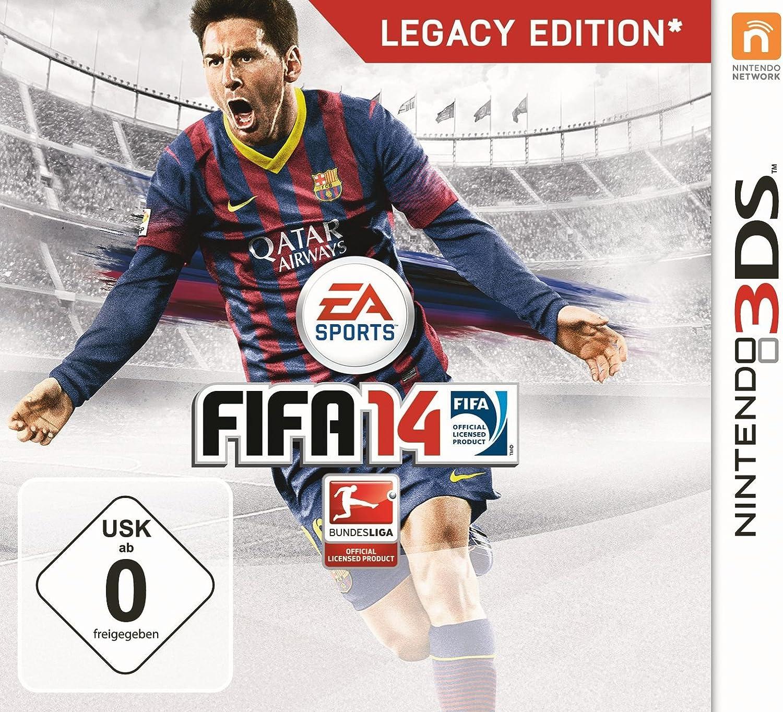 FIFA 14 [Importación Alemana]: Amazon.es: Videojuegos