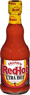 product image for Frank's RedHot Xtra Hot Cayenne Pepper Sauce, 12 fl oz