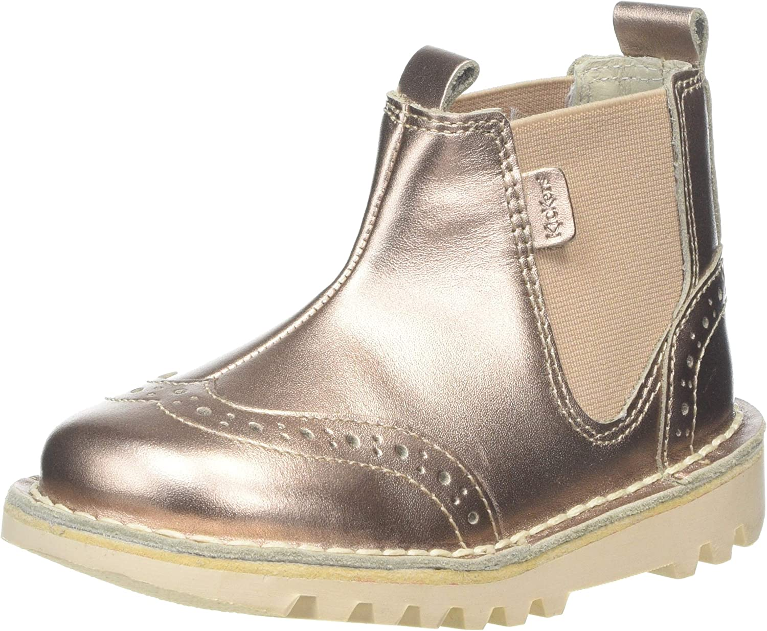 Kickers Brogue Chella Bottes b/éb/é Fille