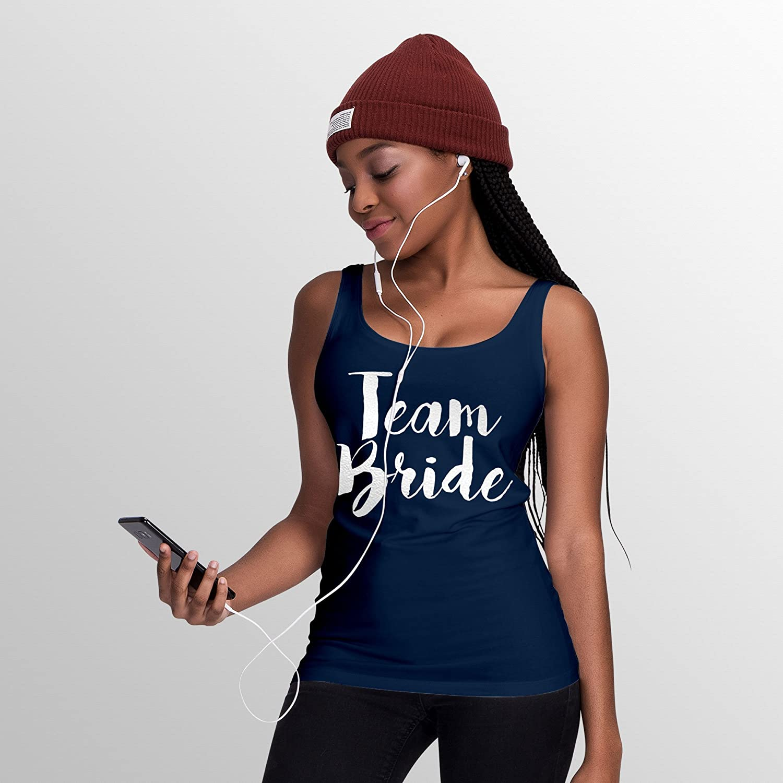 Hen Do Team Bride Womens Ladies Vest Tank Top Strappy Tee Wedding