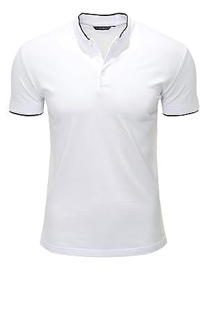 Antony Morato Polo Hombre C/Mao Blanco XL: Amazon.es: Ropa y ...