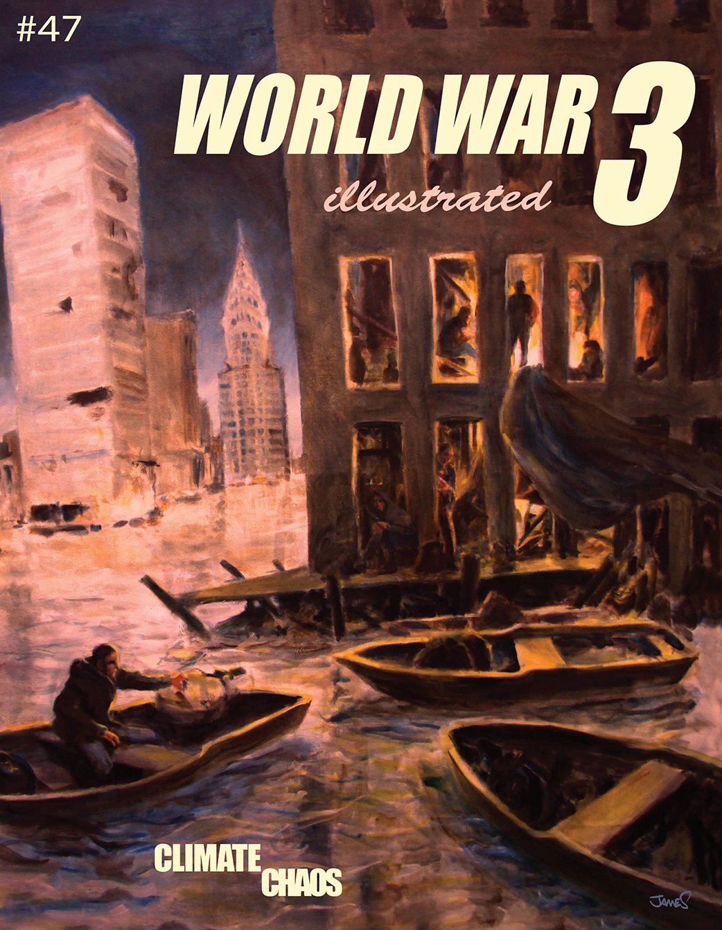 World War 3 Illustrated 47: Climate Chaos PDF