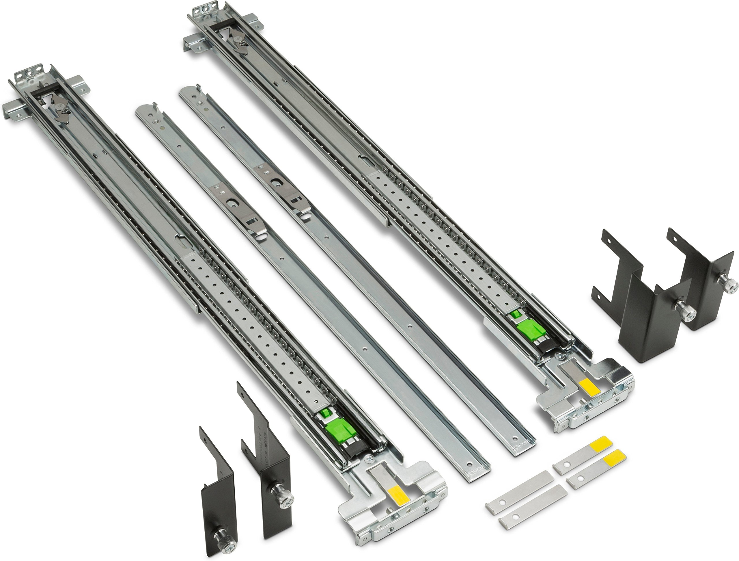 HP 2FZ77AA Mounting Rail Kit for Workstation