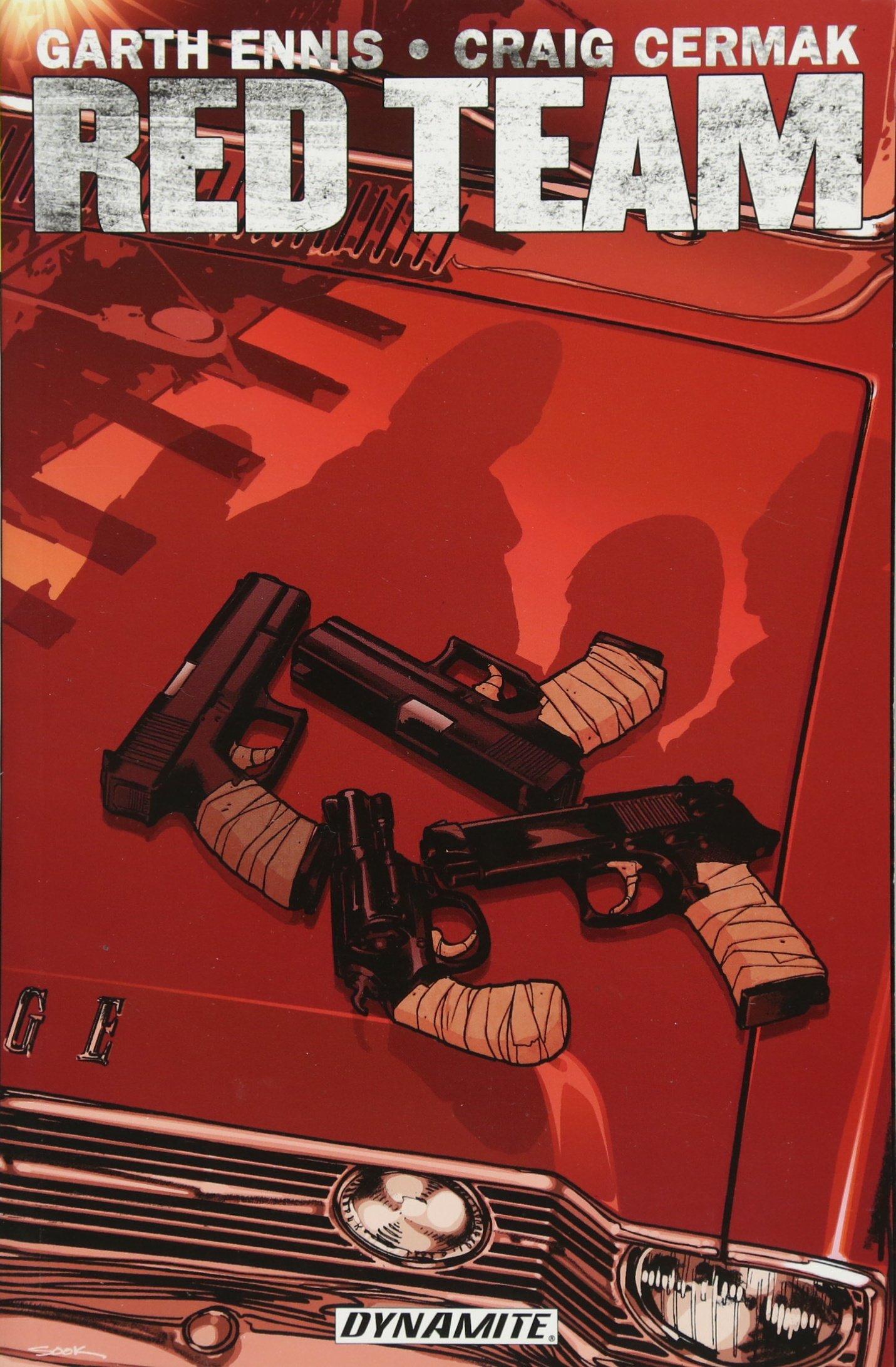Garth Ennis' Red Team Volume 1 : Ennis, Garth, Cermak, Craig: Amazon.in:  Books