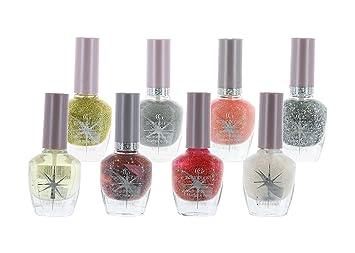 Amazon.com : CoverGirl 8 Piece Set Boundless Color nail Polish ...