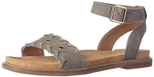 bf24de51567 Clarks Women s Corsio Amelia Brown Fashion Sandals - 3.5 UK India (36 ...