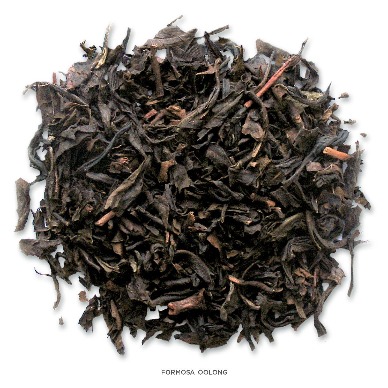 Tea Forté ONE POUND POUCH, Loose Bulk Tea - Formosa Oolong Oolong Tea by Tea Forte (Image #2)