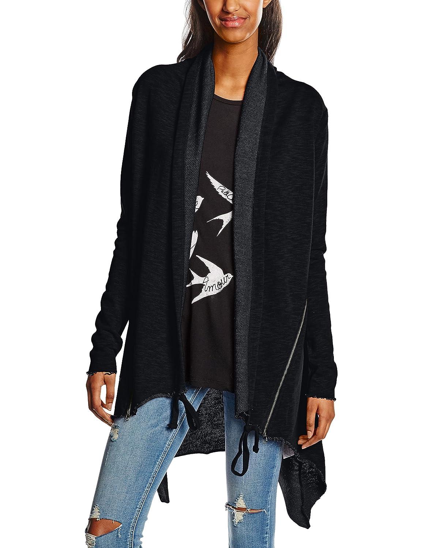 Urban Classics Ladies Terry Cardigan Abrigo para Mujer