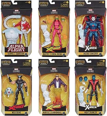 Brand New Assorted Marvel Legends Figures NO BAF Piece