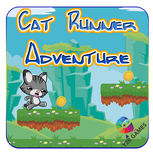 Cat Runner Adventure Gatto Cat