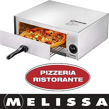 Melissa 16310202 móvil Horno de pizza, Eléctrico de Pizzería ...