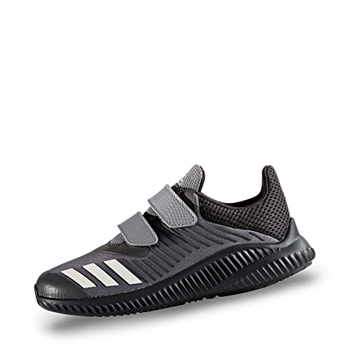 2bfb3bec5 adidas Unisex Kids' Fortarun Cf K Trainers Grey Size: 11 UK: Amazon ...