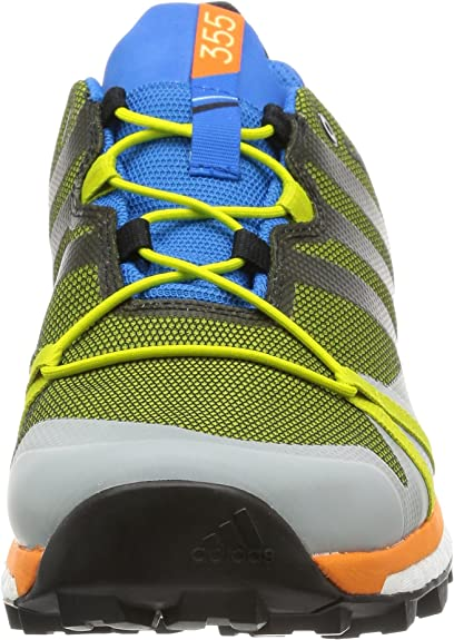 adidas Terrex Agravic GTX Uni Lime Black Orange 46.5: Amazon