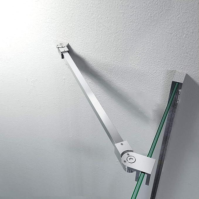 Barra estabilizadora de acero inoxidable, ángulo flexible, montaje ...
