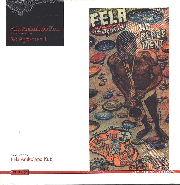 Fela Anikulapo Kuti With Africa 70 No Agreement Amazon Music