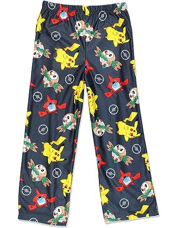 c82a58bf5c Nintendo Pokemon Pikachu Boy s Lounge Pajama Pants