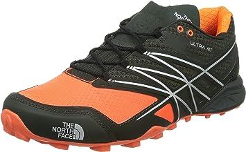 The North Face Ultra MT - Zapatillas trail running para hombre - rojo/negro Talla 43 2015: Amazon.es: Deportes y aire libre