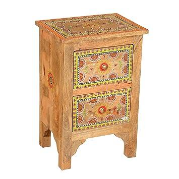 Casa Moro Marrakesch Aparador Indian Style Armario de Madera ...