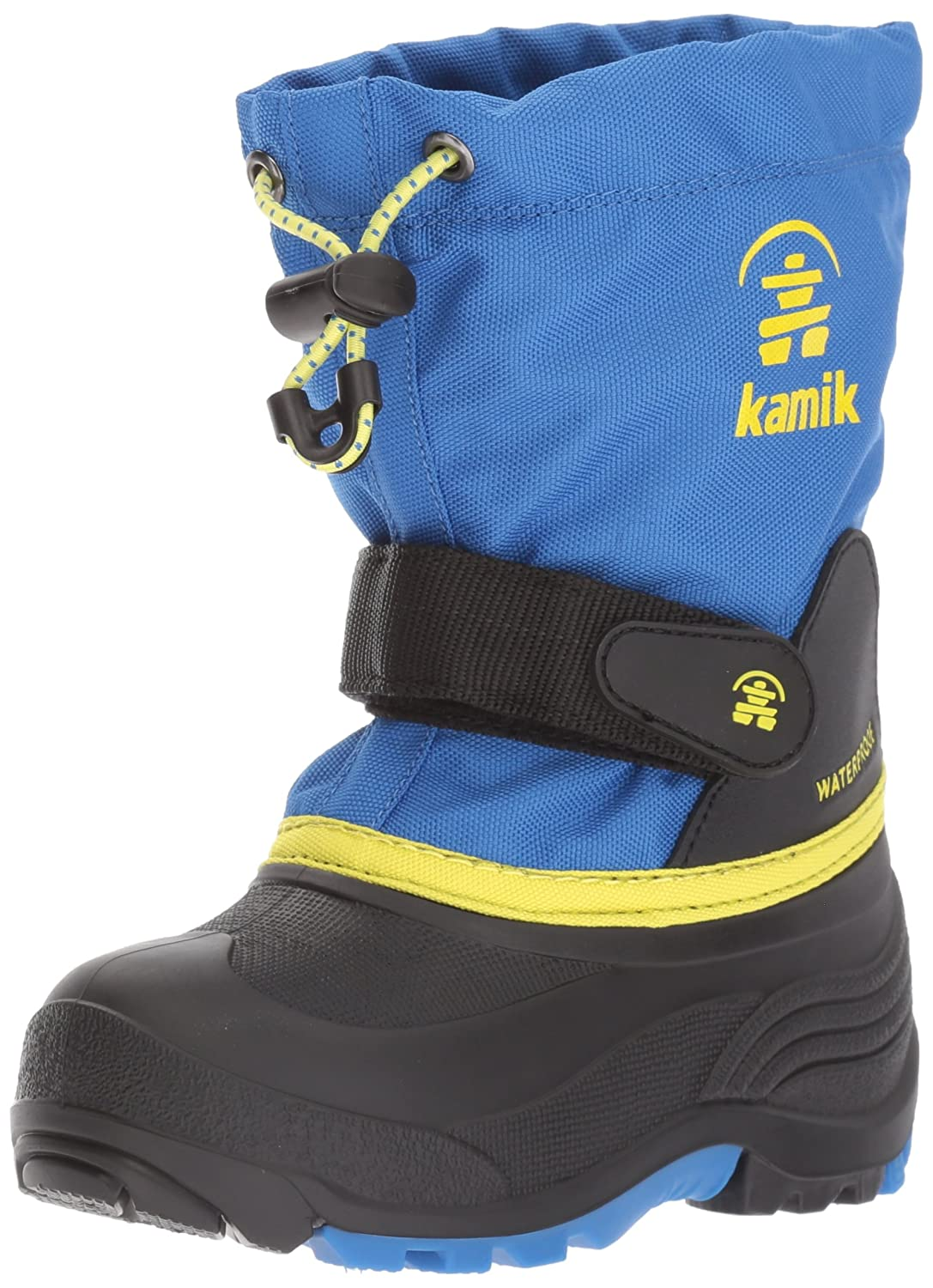 Kamik Kids' Waterbugwide Snow Boot -