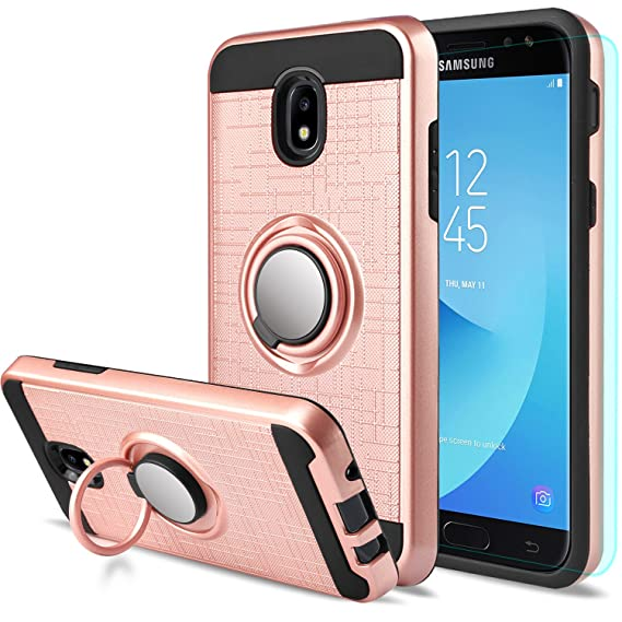 AnoKe for Galaxy J3 Star / J3 2018/J3 Orbit/J3 Achieve/J3 Express Prime/J3  Prime 2/J3 Emerge 2018/Amp Prime 3/J3 Eclipse 2/Sol 3/J3 Aura Case with