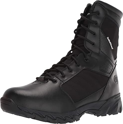 Smith & Wesson Tactical Side Zip Boots