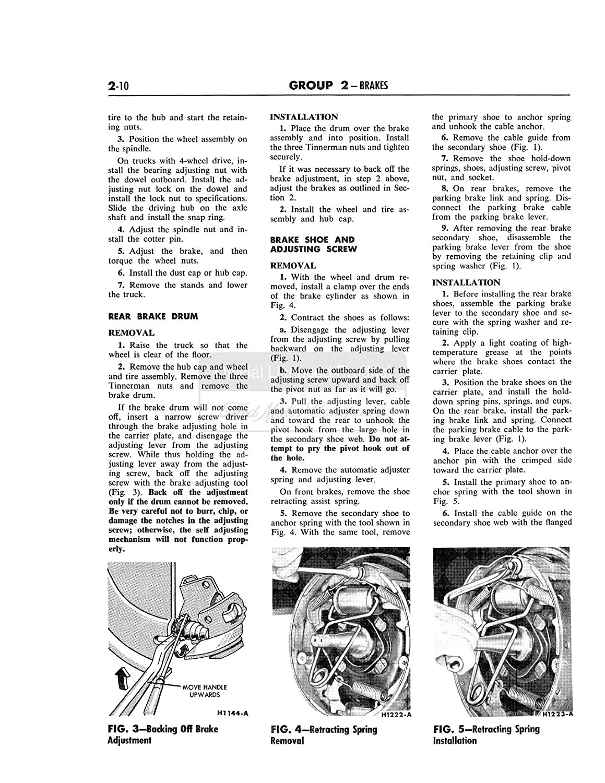 Amazon.com: 1964 Ford Truck F150-F350 Shop Service Manual Book: Automotive