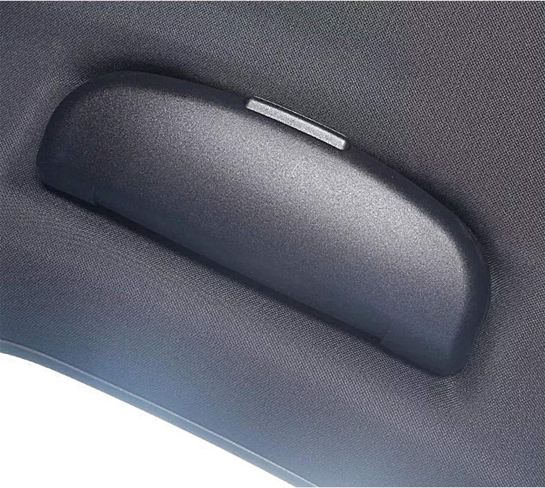 Grey LFOTPP Car Sunglasses Holder Glasses Case for the New XC40 XC60 XC90 V90 S90