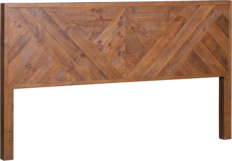 Amazon Brand - Stone & Beam Modern Farmhouse Solid Wood Headboard, King, 79