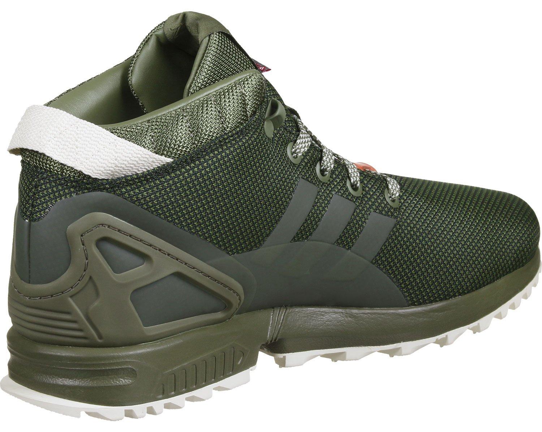 Adidas ZX Flux 5/8 TR, Zapatillas para Hombre 42 EU|oliva