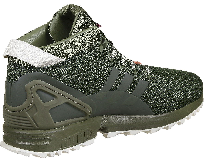Adidas Herren Zx Flux 5 8 Tr Gymnastikschuhe Schwarz