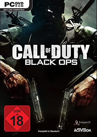 Call Of Duty Black Ops Pc Unbekannt Amazonde Games