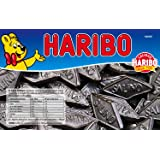 Haribo Salino Dulces de Regaliz - 1000 gr