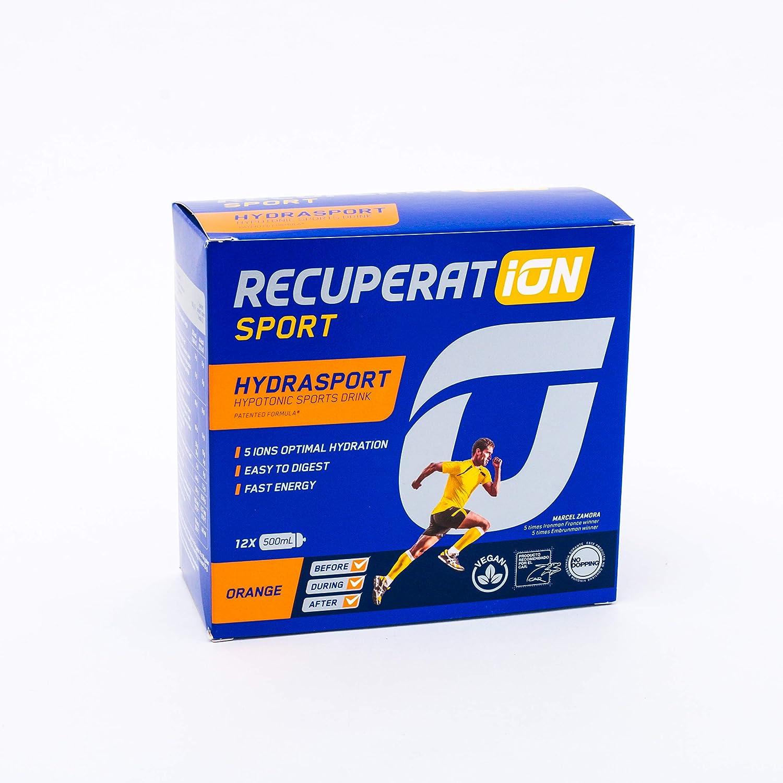 RECUPERAT-ION Hydrasport Naranja 12 Sobres: Amazon.es: Salud y cuidado personal