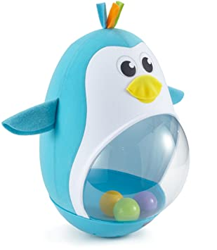 Fisher-Price - Pingüino Activity Musical: Amazon.es: Juguetes y juegos