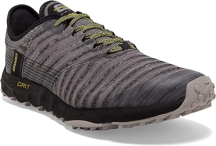 Brooks Men's PureGrit 8 Running Shoes