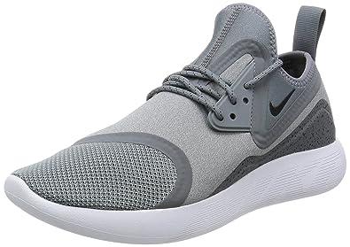 Nike Herren Lunarcharge Essential Cool Grau/Schwarz-Wolf Grau
