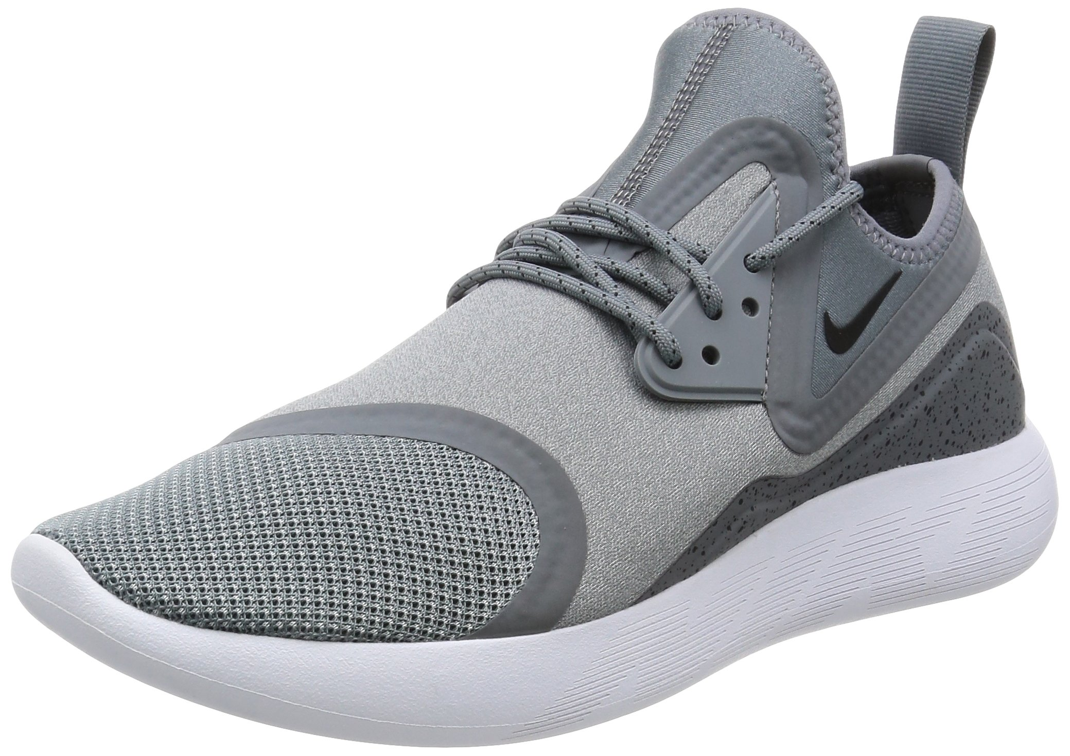 36ef4438d7 Galleon - Nike Lunarcharge Essential Mens Running Trainers 923619 Sneakers  Shoes (UK 9 US 10 EU 44, Cool Grey Black 002)