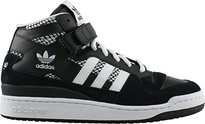 adidas Forum Mid RS - Zapatillas para Hombre, Color Negro/Blanco ...