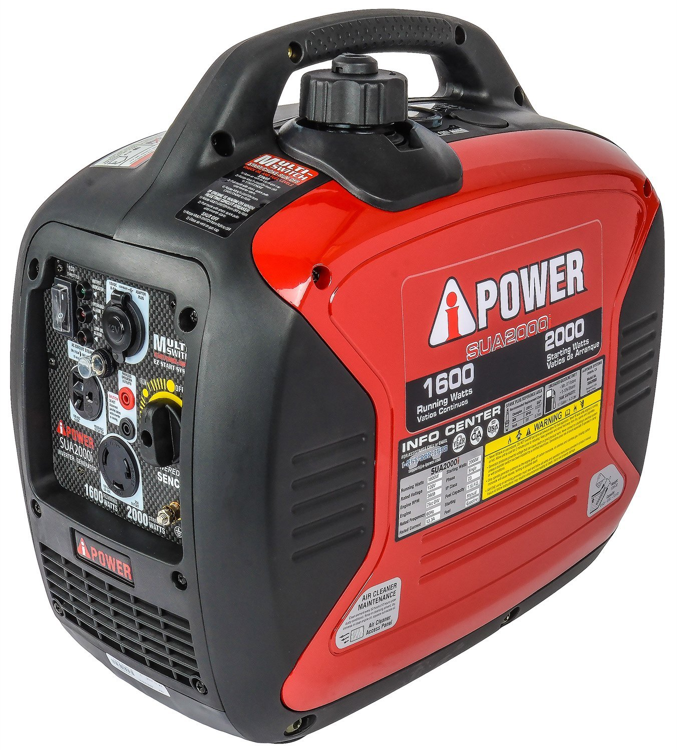 JEGS Performance Products 81963 Inverter Generator