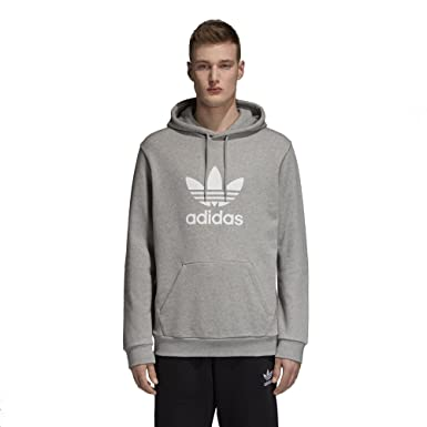 ada69fffccd7 adidas Originals Men s Trefoil Hoodie at Amazon Men s Clothing store