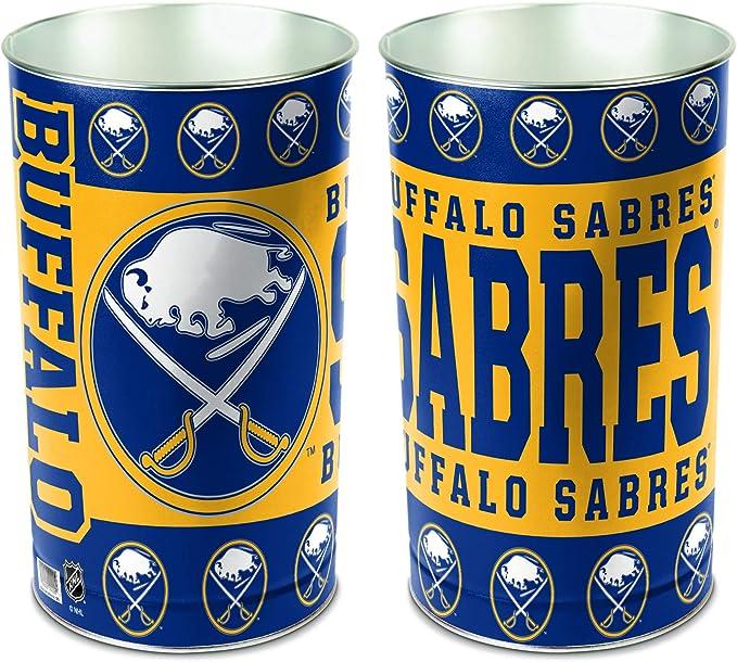 NHL Team Effort Wastebasket